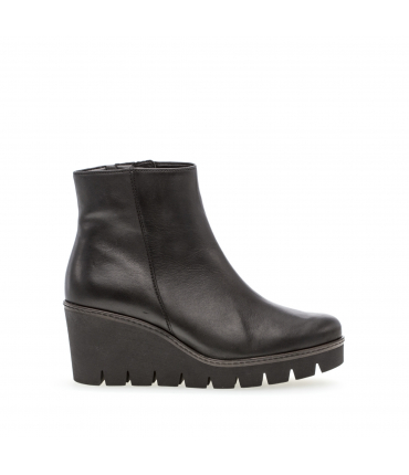 Bottines mode noires
