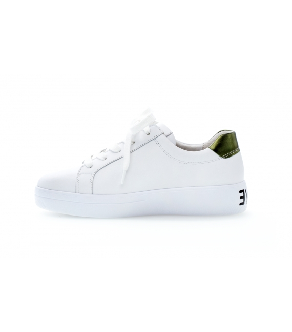 Sneakers confort blanches