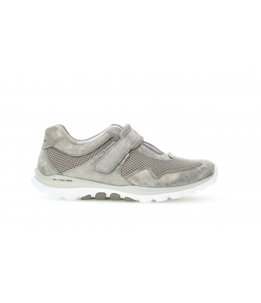 Sneakers emboitant taupe