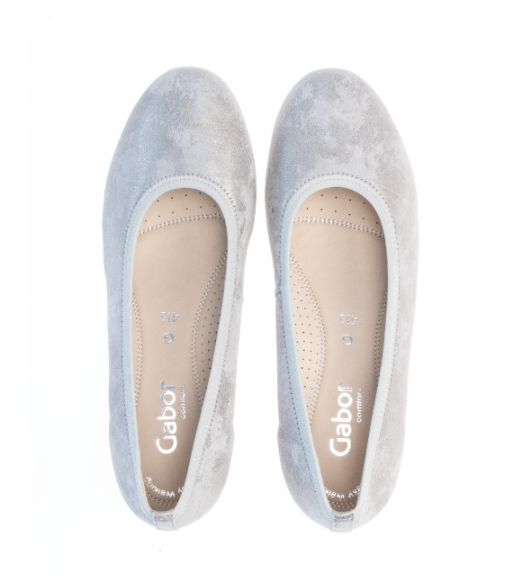 Ballerines taupe