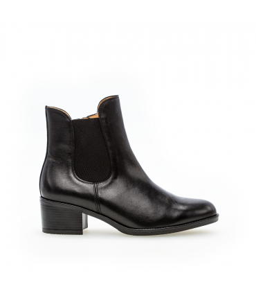 Bottines modernes noires