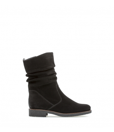 Bottines 3/4 noires