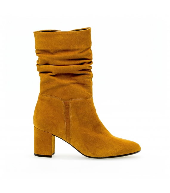 Bottes ocre