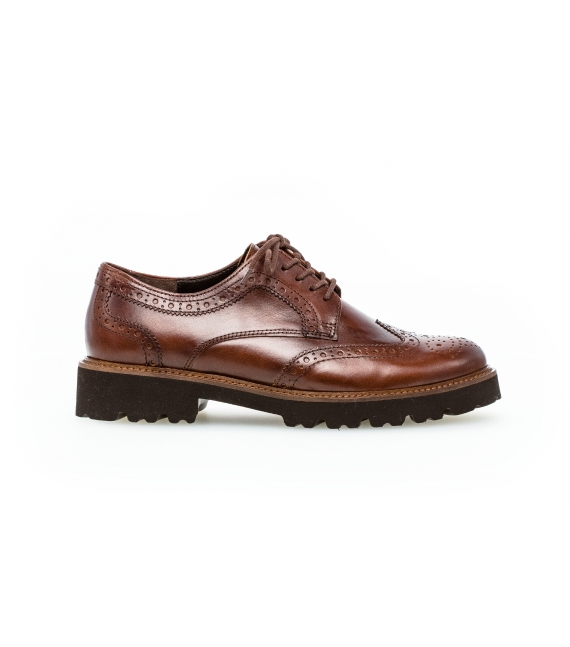 Derbies ville marron