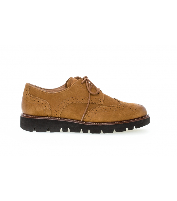 Derbies marron