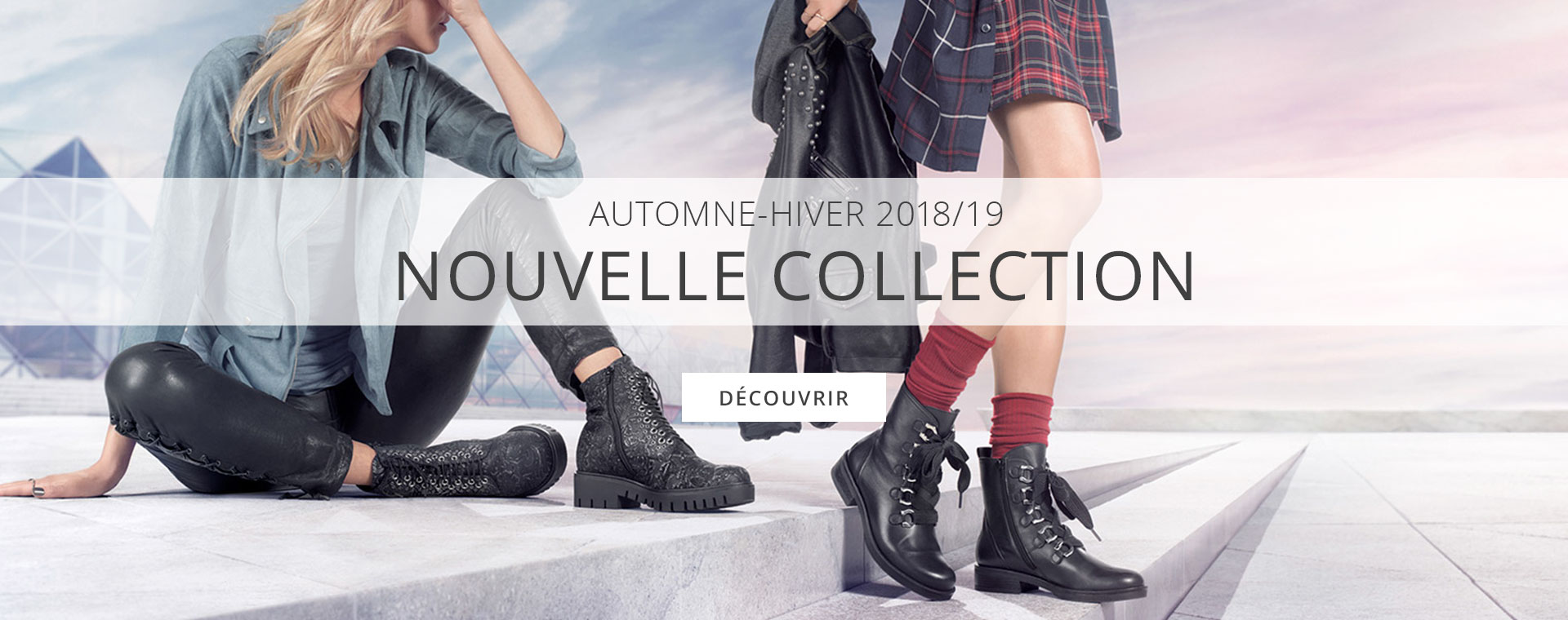 NOUVELLE COLLECTION AH18