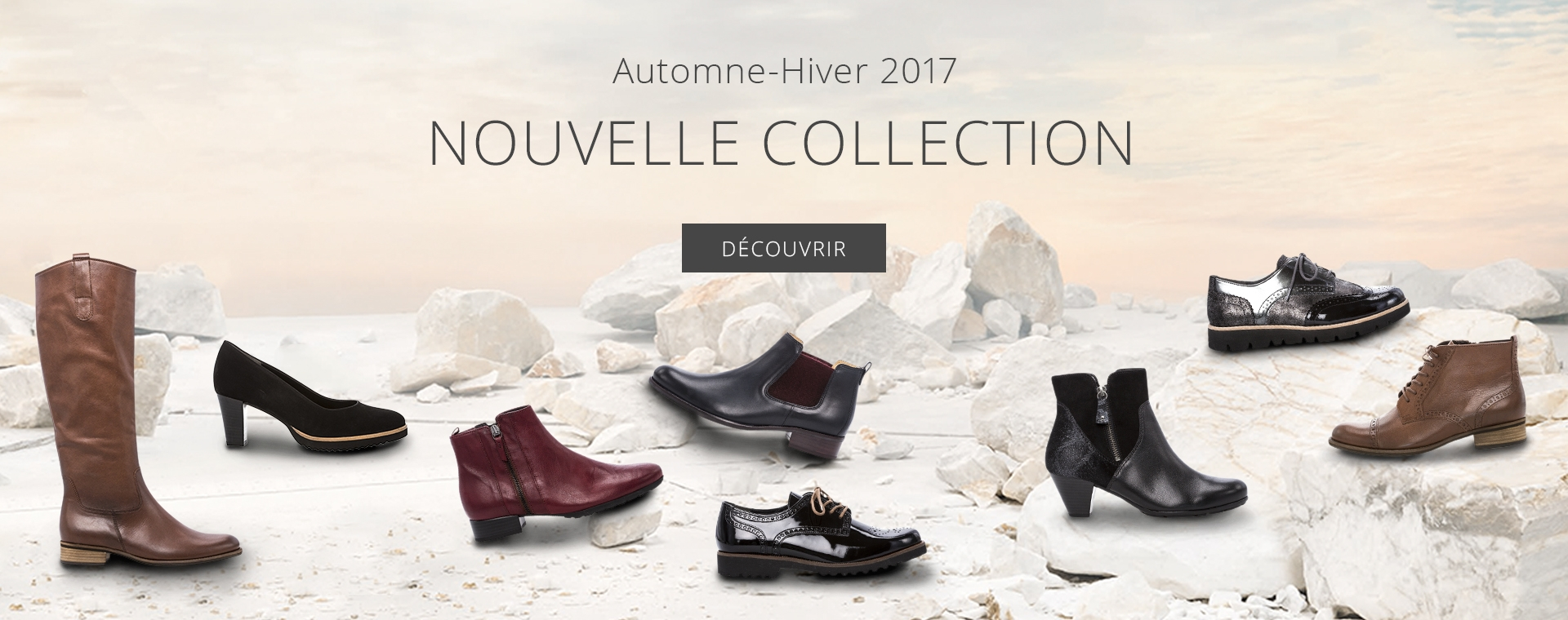 Nouvelle collection AH17